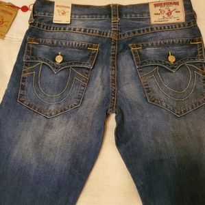 True Religion Boot cut jeans size 34!